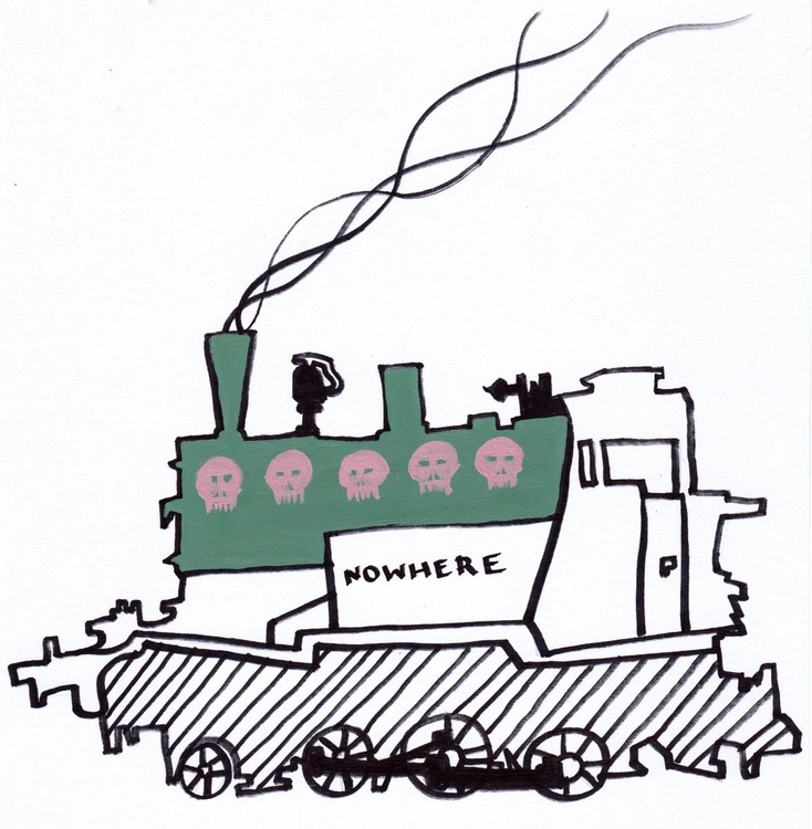 Train To Nowhere - Image 0