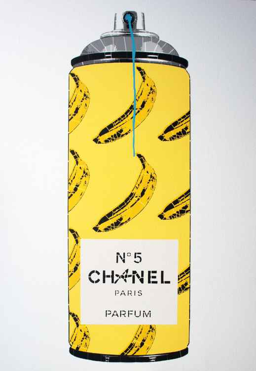 Chanel Bananas (Ed. 2 of 12) -