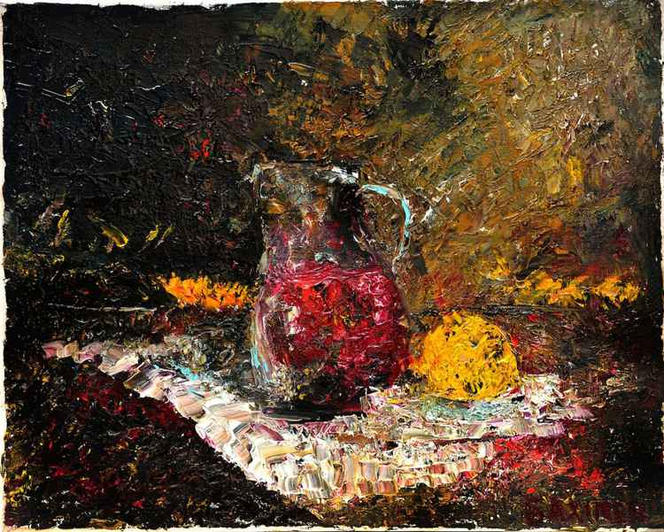 Still Life with Jug.
