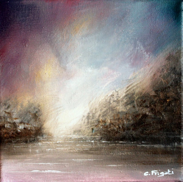 """""""Different Lights Cast Over My River"""" #6 - Image 0"""