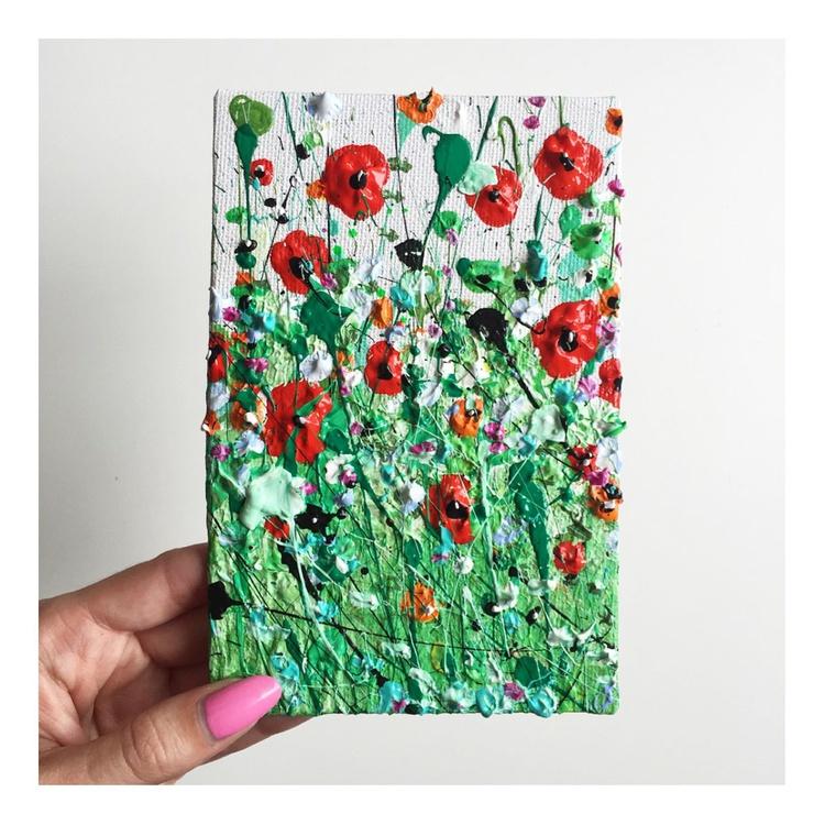 The Wild Poppies - Image 0