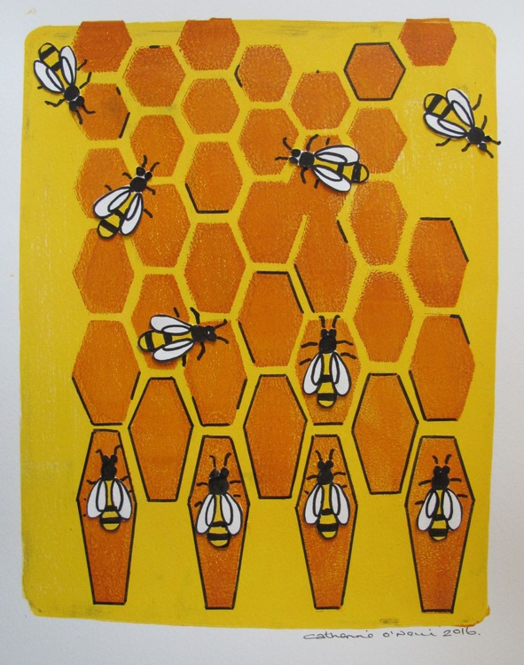 A message from the Bees - Image 0