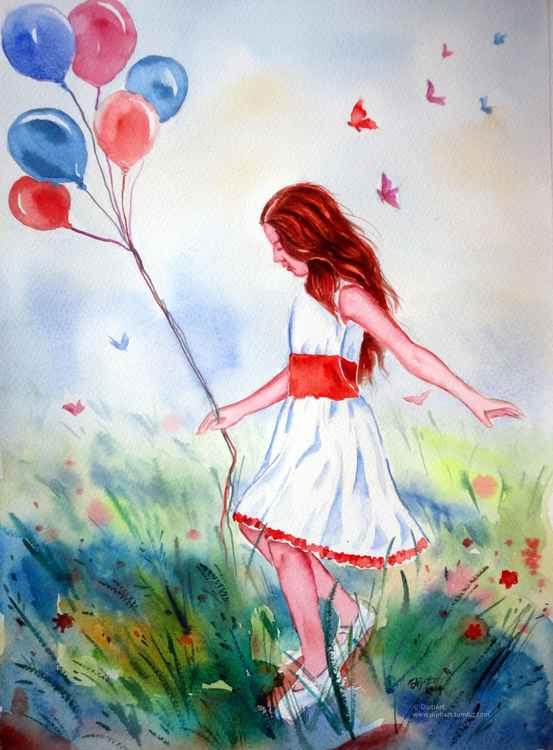 Like a butterfly -