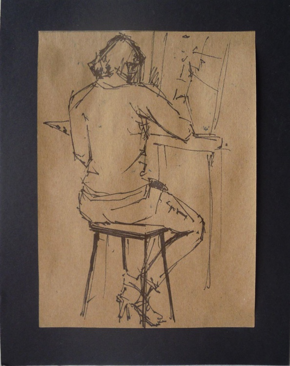 Young artist - Image 0