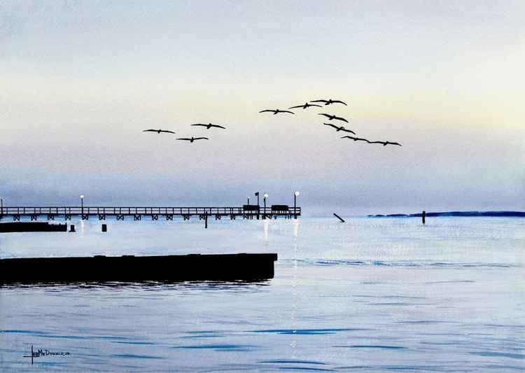 Dawn's Early Flight
