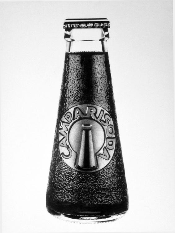 Campari bottle - Image 0