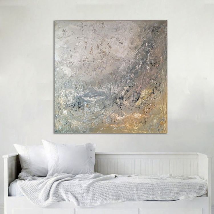 Abstract original painting (Made to order) - Image 0