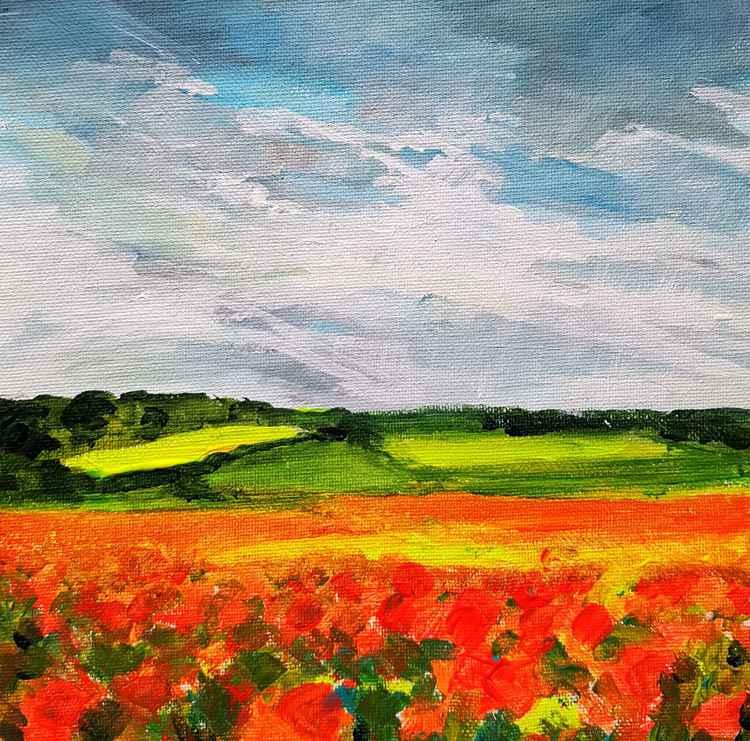 Poppy Fields No.2