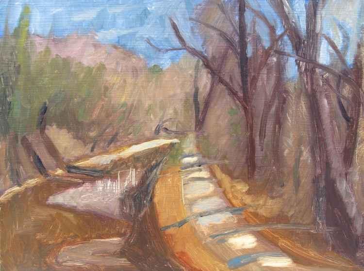 C & O Canal Trail #6 -