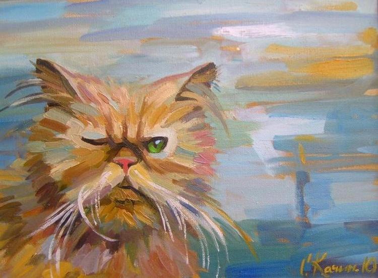 old cat - Image 0