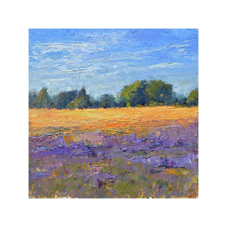 Lavender And Gold - Image 0