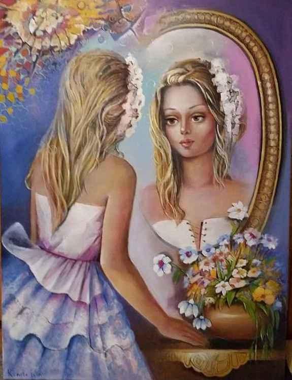In Love - 60 x 80cm