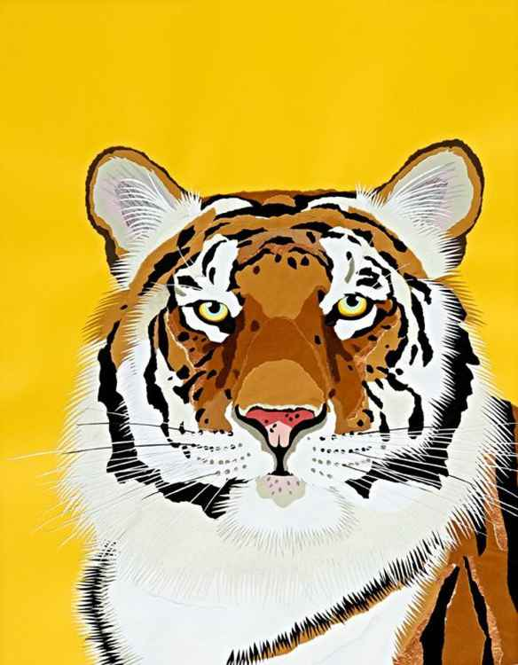 YELLOW TIGER