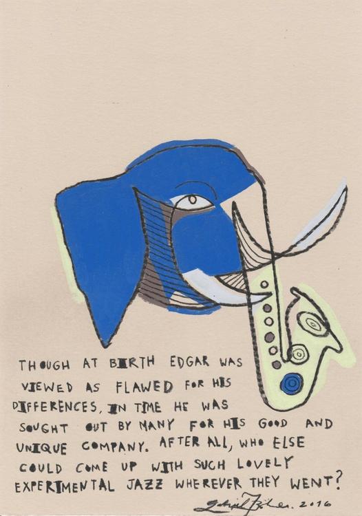 Experimental Jazz Elephant - Image 0