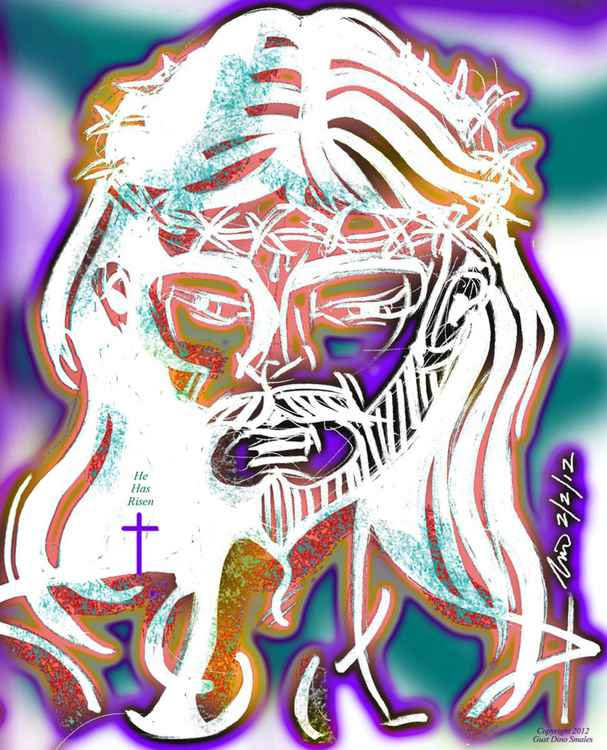Easter Jesus -