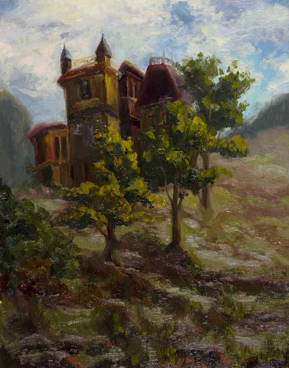 Mystery Castle -