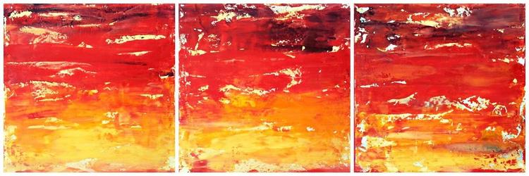 Heat, Triptych - Image 0
