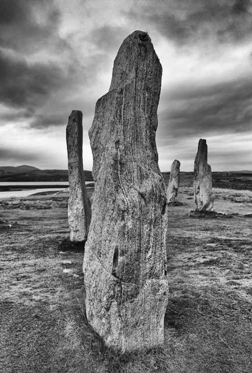 Four Stones - Callanish Isle of lewis -