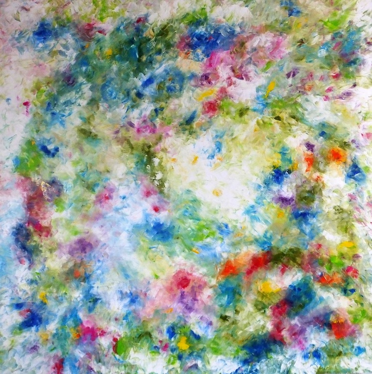 Wild Beauty ( Large Square) - Image 0