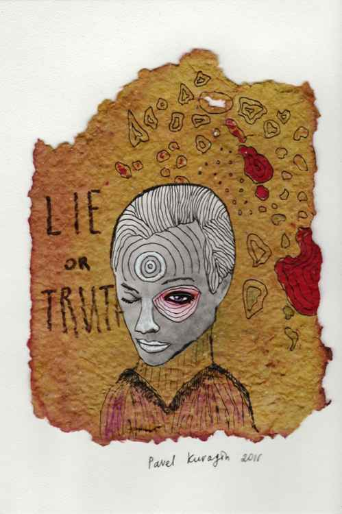 Lie or truth -