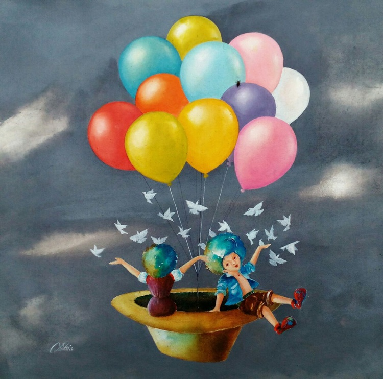 the imaginations of childhood - Image 0