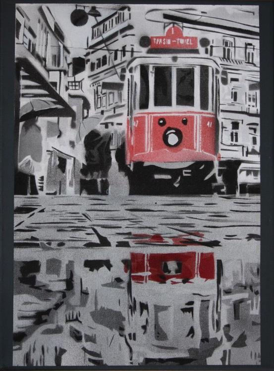 Turkish tram - Image 0