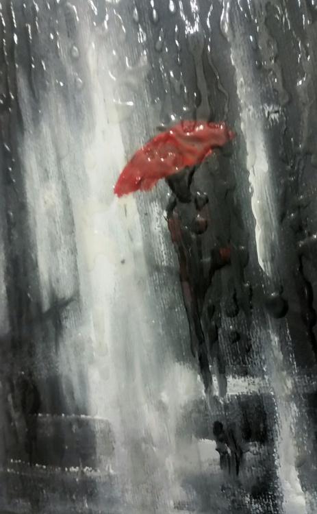 Rainy night - Image 0