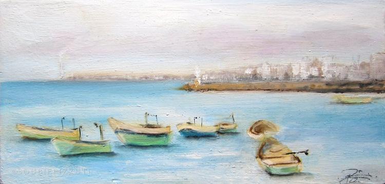 Gaza Boats - Image 0