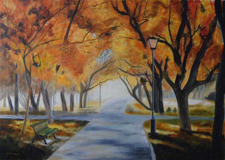 Autumn landscape - Image 0