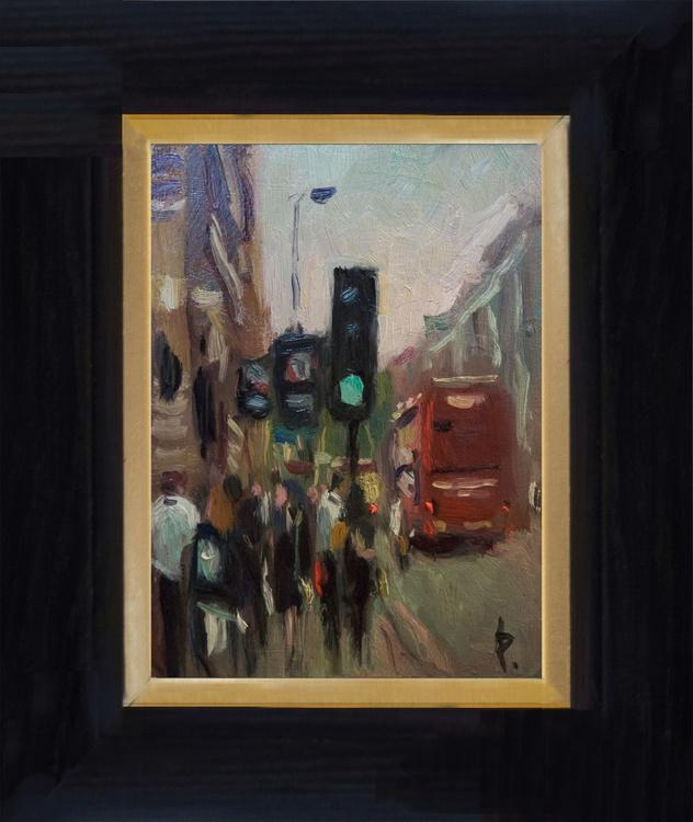 Traffic Lights in Oxford Street - Image 0