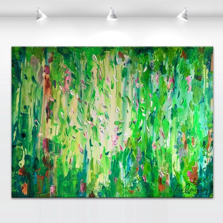 """'Summer on the lake III' - 36x48"""" - Image 0"""