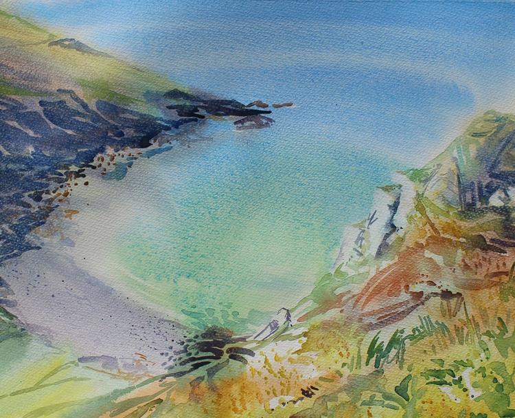 Porthglaze Cove, Zennor, Cornwall - Image 0