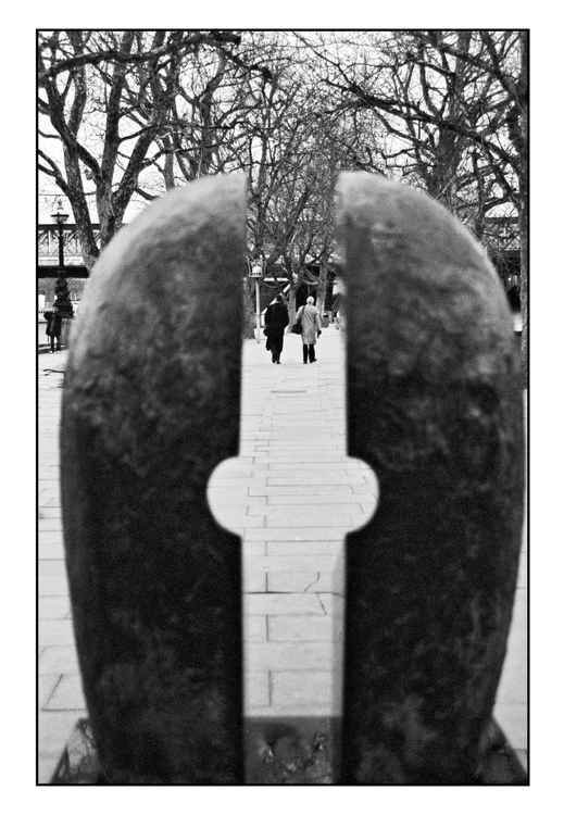 London - Sculpture -
