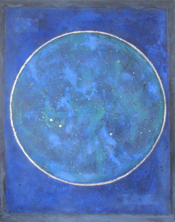 Magna Carta: Night Sky, June 19th 1215 - Image 0