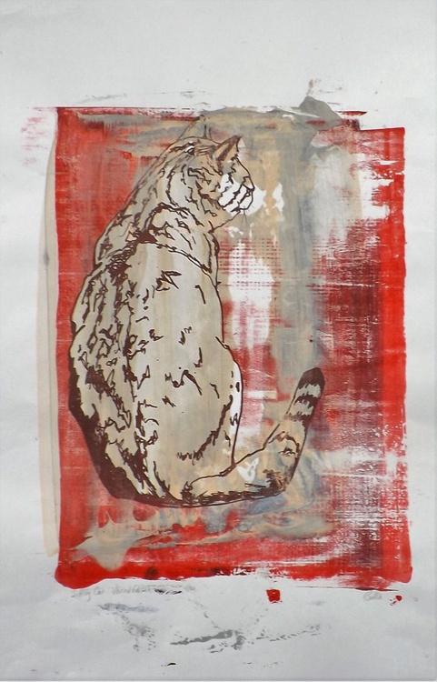 Sitting Cat (4 of 20) - Image 0
