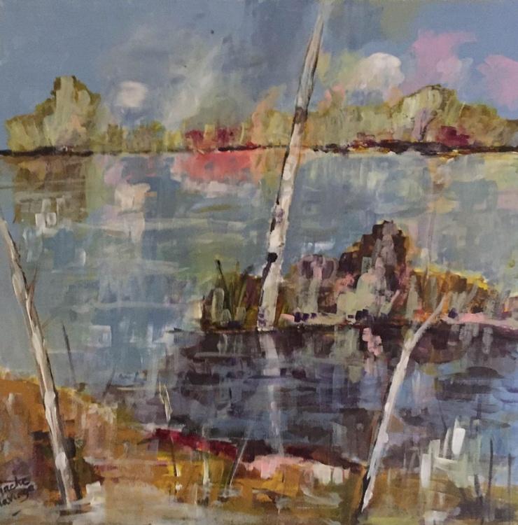 Autumn on the lake - Image 0