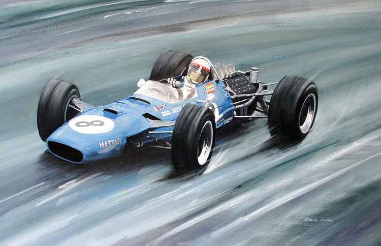 Jackie Stewart -