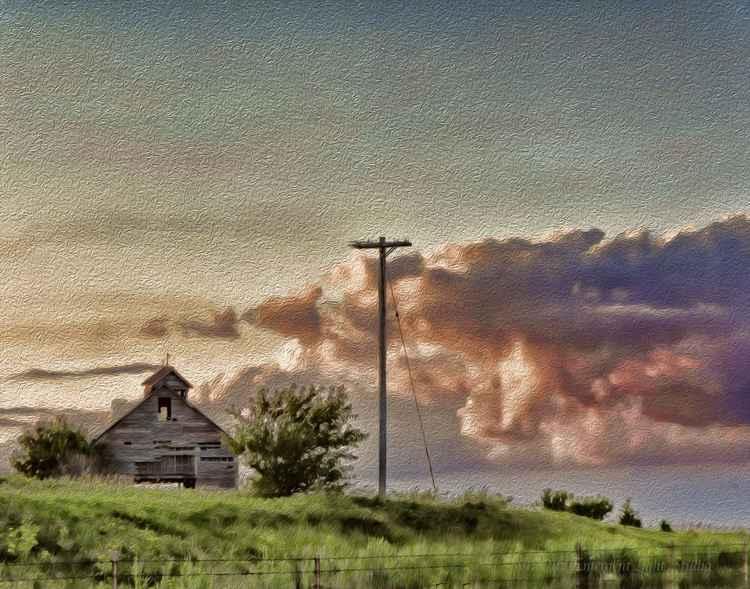 On a Prairie Hill