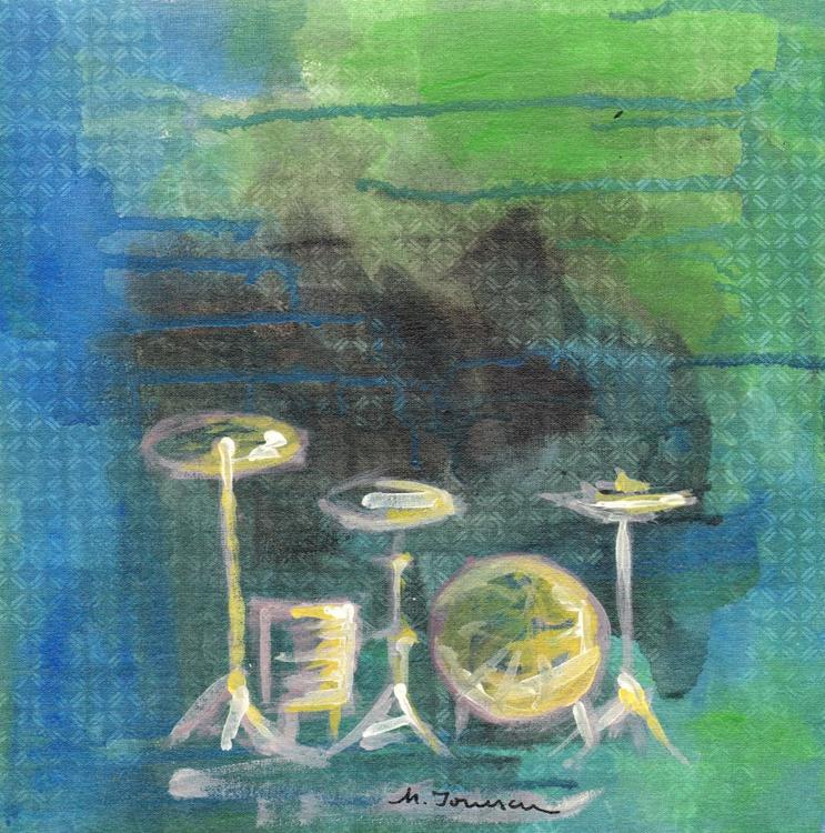 Blue Drums - Image 0