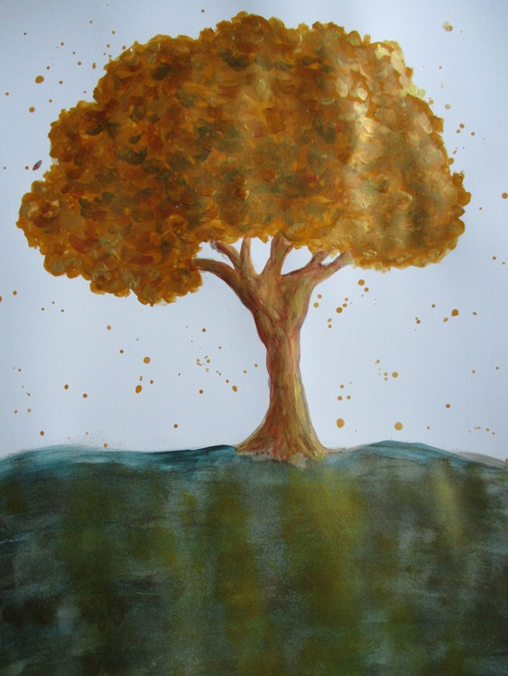 The golden tree - Image 0