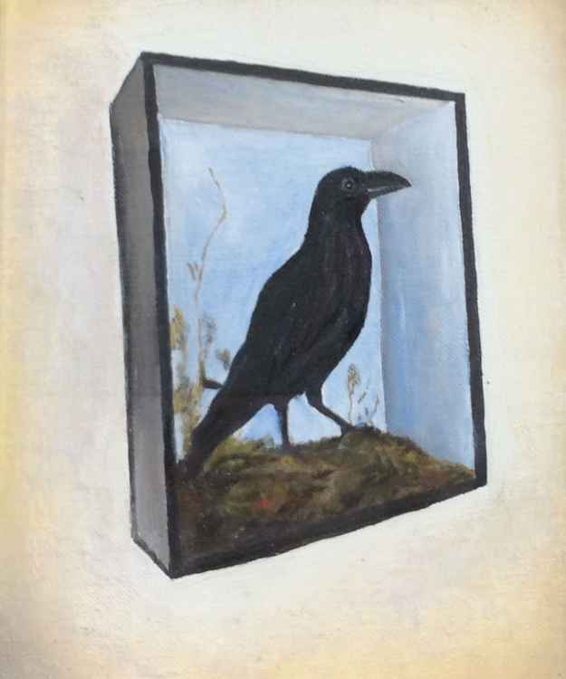 Crow In  A Box, Charles Dicken's Museum (2014) -