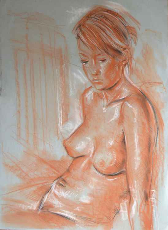 Nude In Sanguin -