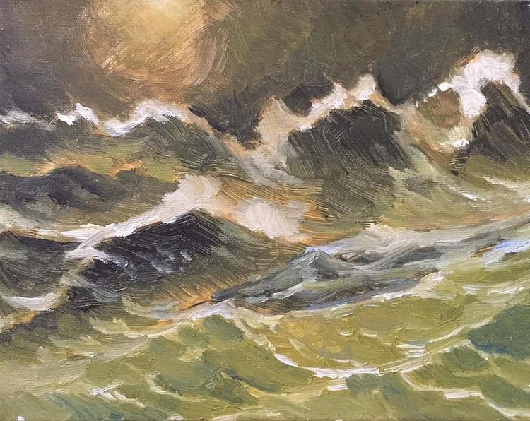 Storm Waves - Image 0