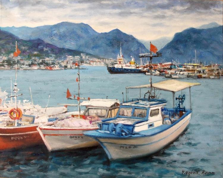Alanya harbor - Image 0