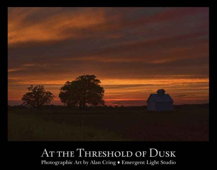 At the Threshold of Dusk Poster