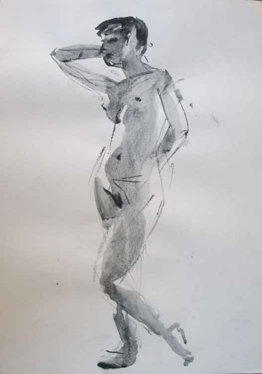 Female Nude -