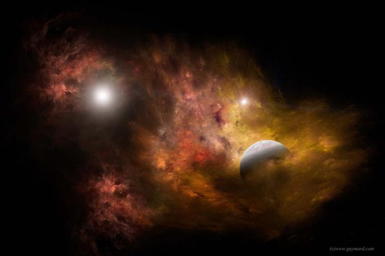 The starnge lights - Image 0
