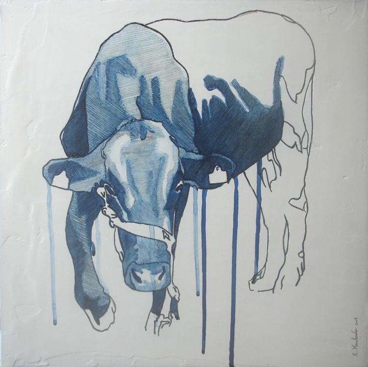 Bull Carved VIII - Image 0