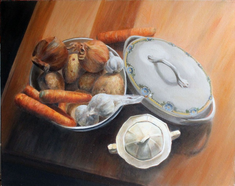 Still Life from Above - Image 0