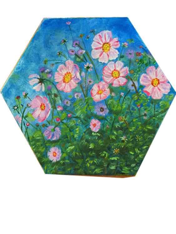 Summer Flowers -
